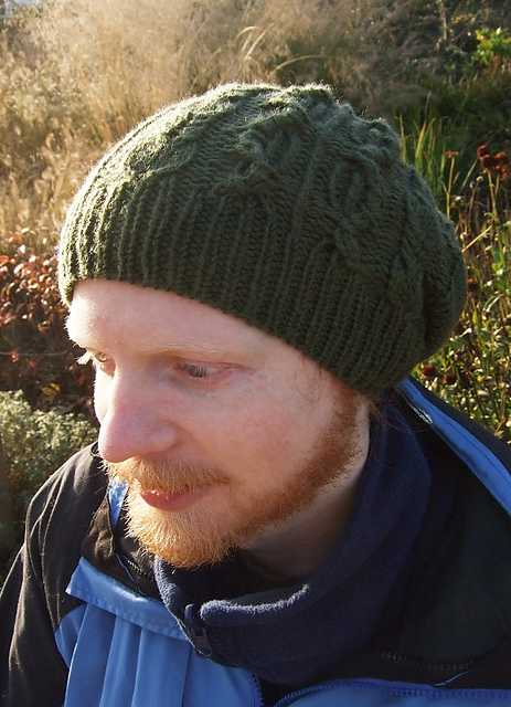 HiHo HiHo Hat -  pattern from OneHandKnits