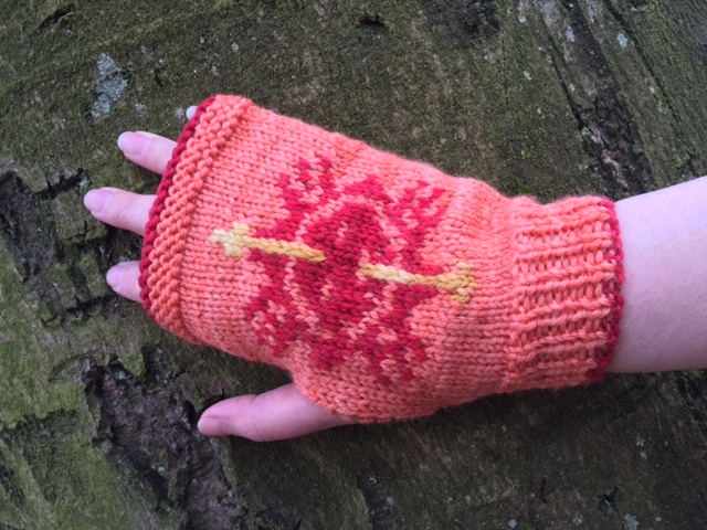 Game of Thrones: Martell mitts kit