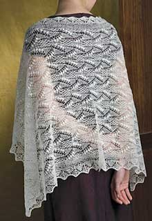 Knitted Lace of Estonia Book with DVD by Nancy Bush