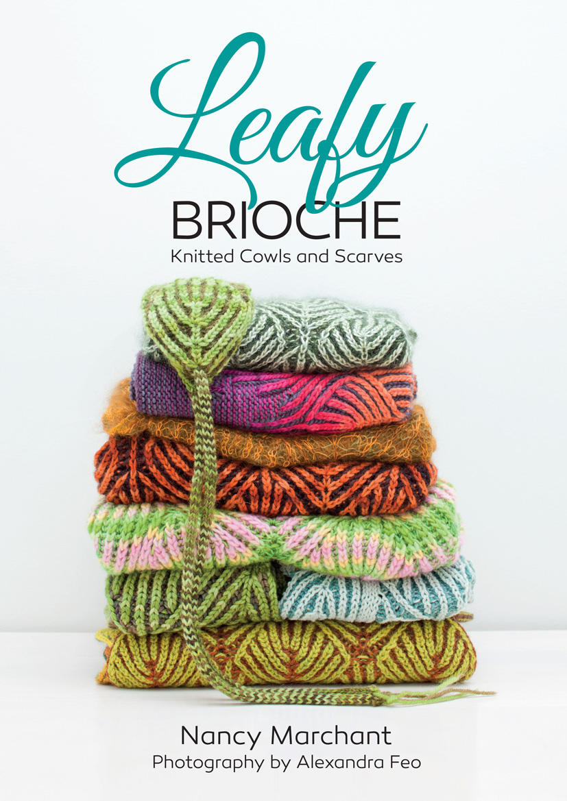 Leafy Brioche by Nancy Marchant