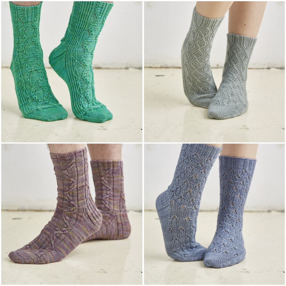 Coop Knits Socks Volume 2