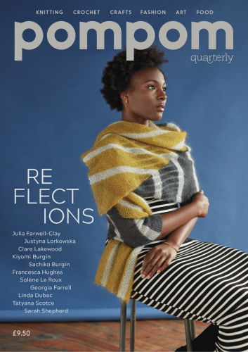 Pom Pom Quarterly Magazine Issue 19 Winter 2016