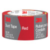"3M Duct Tape, Red, 2"" x 20 yd."
