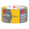 "3M Duct Tape, Yellow, 2"" x 20 yd."