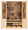 "Diversified Woodcrafts 48"" Woodworking Tool Cabinet Only"