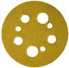 "Norton Abrasive Discs 5"" Hook & Loop, 5 & 8 Hole, 150 Grit, 25"