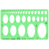 Alvin Timely Isometric Ellipses Template, 35