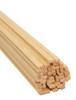 "Bud Nosen Basswood Strips, 1/16"" x 1/8"" x 24"", 50/pkg."