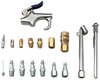 Campbell Hausfeld M-Style Air Line Accessory Kit 17-Piece
