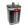 Eveready Super Heavy Duty Spring Top Lantern Battery, 6V