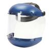 Sellstrom 380 Series Premium Dual Crown Face Shield with Chin Guard
