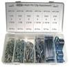 Fastener Barn 555-Piece Cotter Pin Assortment