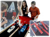 ABS CO2 Dragster Electronic Raceway System