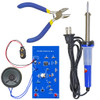 Elenco Solder Practice Kit: European Siren Kit Kit w/Tools