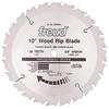 "Freud Fine Finish Rip LM72M Saw Blade, 12"" x 30T"
