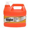 Go-Jo Natural Orange Smooth Hand Cleaner, 1 Gal.
