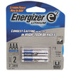 Energizer Batteries, AAA Li-ion