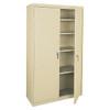 "Sandusky Lee 30""W Storage Cabinet w/Fixed Shelves"