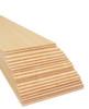 """Bud Nosen Balsa Wood Sheets,  1/16"""" x 3"""" x 36"""", 20/pkg."""