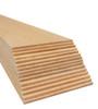 """Bud Nosen Balsa Wood Sheets,  1/8"""" x 4"""" x 36"""", 15/pkg."""