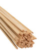 "Bud Nosen Balsa Wood Strips, 1/16"" x 1/8"" x 36"", 57/pkg."