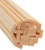 "Bud Nosen Balsa Wood Strips, 1/8"" x 3/8"" x 36"", 20/pkg."