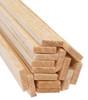 "Bud Nosen Balsa Wood Strips, 1/8"" x 1/2"" x 36"", 15/pkg."