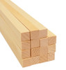 "Bud Nosen Basswood Strips, 3/8"" x 3/8"" x 24"", 15/pkg."