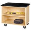 Diversified Woodcrafts Mobile Demonstration Cabinet