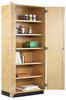 "Diversified Woodcrafts 36"" Power Tool Cabinet Cabinet w/Deluxe Tools"