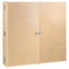 Diversified Woodcrafts Wall-mounted Tool Storage Cabinet