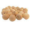 "Dowl-It Wooden Ball Knobs, 1-1/4"" dia."