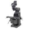 JET  JTM-1050 Mill with 3-Axis ACU-RITE 200S DRO (Quill) with X, Y and Z-Axis Powerfeeds
