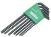 Eklind Torx Key Set L-Key Molded Holder 7-Piece Long