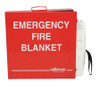 Sellstrom Fire Blanket with Cabinet