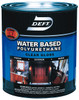 Deft Water-based Polyurethane, Gloss, Qt.