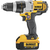 DeWalt 1/2-in. 20V MAX Lithium Ion Premium 3-Speed Drill/Driver Kit