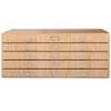 Diversified Woodcrafts Flat File Systems 5-Drawer Flat File, Oak