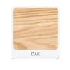Diversified Woodcrafts Flat File Systems Veneered Top, Oak