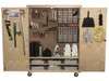 Midwest Makerspace Tool Cabinet Tools Only