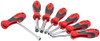 Crescent Dual Material T- Handle Nut Driver Set 7-Piece DISCONTINUED