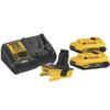 DeWalt 20V MAX Lithium-Ion Battery Adapter Kit for 18V Tools