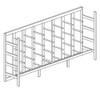 Hann Lumber Storage Rack