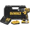 DeWalt 20V MAX XR Li-Ion Brushless Compact Drill/Driver Kit