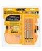 DeWalt 5-Piece Carbide-Tipped Masonry Drill Bit Set