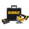 DeWalt 20V Max  Cordless Jig Saw Kit