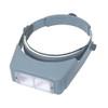 Electro-Optix Headband Visor Magnifier Binocular Loupe , 1.75x