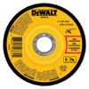 "DeWalt Type 27 Depressed Center Metal Grinding Wheel, 4"" x 1/8"" x 5/8"""