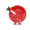 "Reelcraft Spring Retractable Gas Welding Hose Reel, 1/4"" x 50', Oxygen / Acetylene Only"