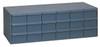 "Durham Steel Drawer Storage Unit, 33-3/4""W, 18 Large Drawers"